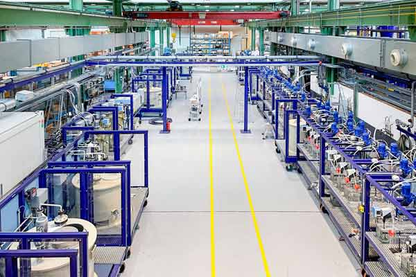 Primobius GmbH - Construction of battery recycling demonstration plant completed p