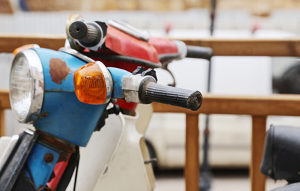 SRN – 10 years of scooter recycling in the Netherlands
