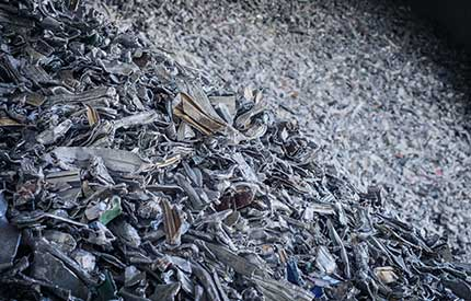 TOMRA's Xtract boosts aluminium recycling according to case study
