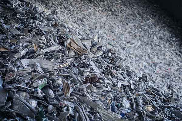 TOMRA's Xtract boosts aluminium recycling according to case study p one